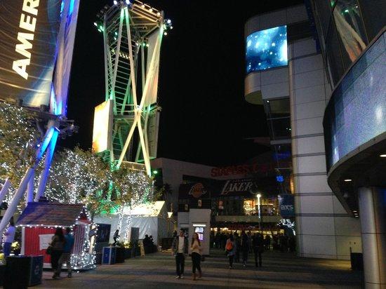JW Marriott Los Angeles L.A. LIVE : LA Live