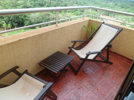 Grand Crucero Iguazu Hotel: hermosa vista
