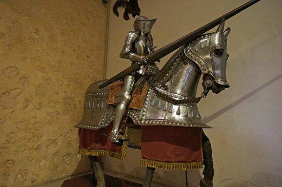 Alcázar de Segovia: Alcazar of Segovia - Coat of armor