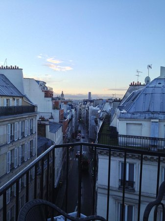 Hotel Joséphine by HappyCulture : Breathtaking top floor view