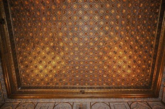 Alcazar de Segovia: Alcazar of Segovia - ceiling