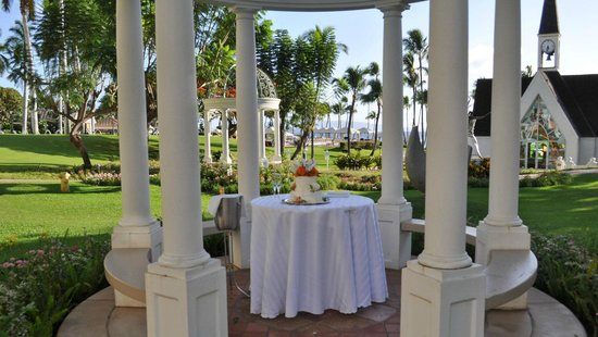 Grand Wailea - A Waldorf Astoria Resort: Wedding Gazebo