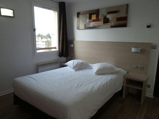 Geneva Residence - Appart'Valley - Gaillard: Chambre