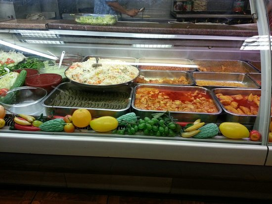 Fresh & Delicious Indian Takeaway: Food