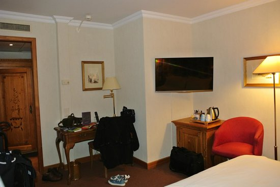 Hotel Continental Zurich - MGallery Collection : Desk