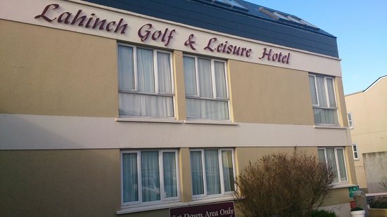 Lahinch Golf & Leisure Hotel: Hotel