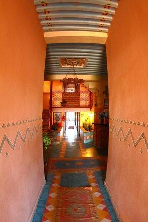 Hotel Littoral : Entrée hôtel