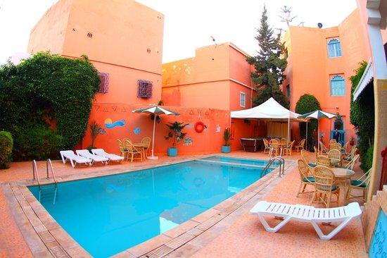 Hotel Littoral : Piscine