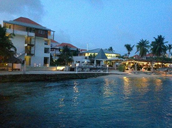 Avila Beach Hotel : vista do píer do hotel