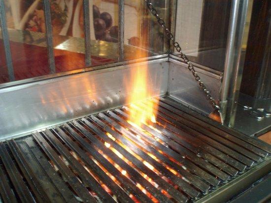 Meson El Porton: nuestro grill estupendo
