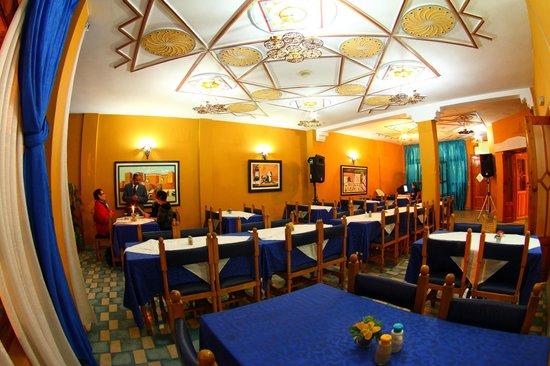 Hotel Littoral : Restaurant