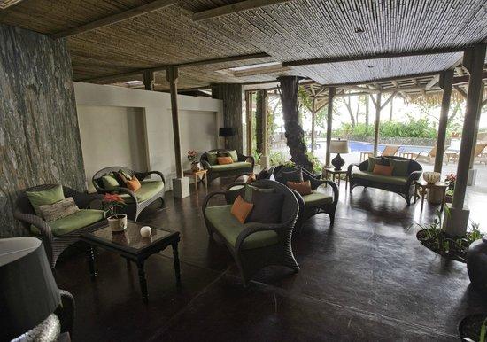 El Mirador Bar & Restaurant: Restaurant´s Lobby