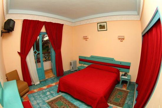 Hotel Littoral : Chambre appartement
