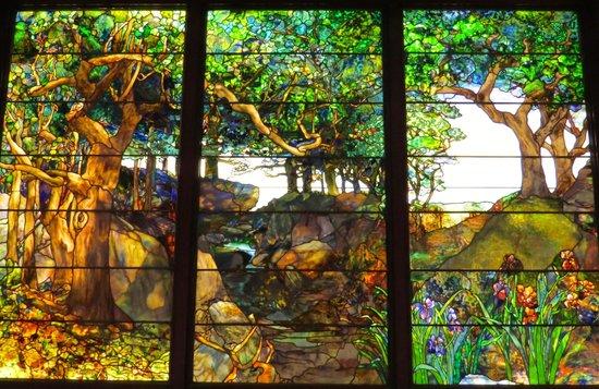 Museum of Fine Arts, Houston : Tiffany