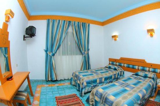 Hotel Littoral : Chambre 2 lits