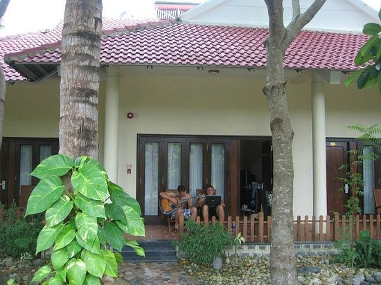 Diamond Bay Resort & Spa: Наш номер