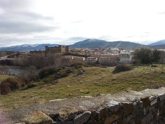 Hotel Mirador de Gredos : Vistas desde el hotel