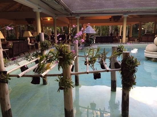 Iberostar Punta Cana: The Reception Lobby