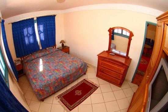 Hotel Littoral : Chambre double