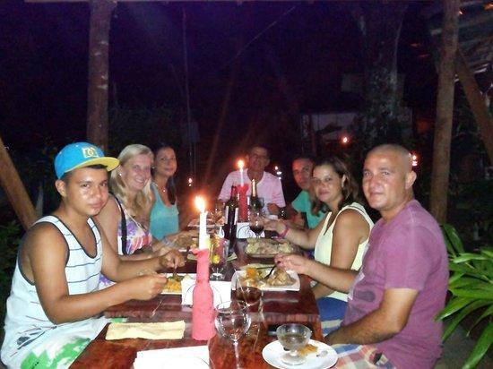 Margarita's Marisqueria: Cena especial