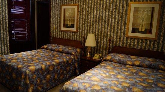 Hotel 31: Chambre à 2 lits