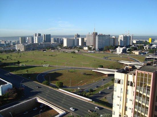 Nobile Suite Monumental: Vista do terraço do hotel