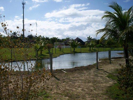 Club Med Trancoso: Lago