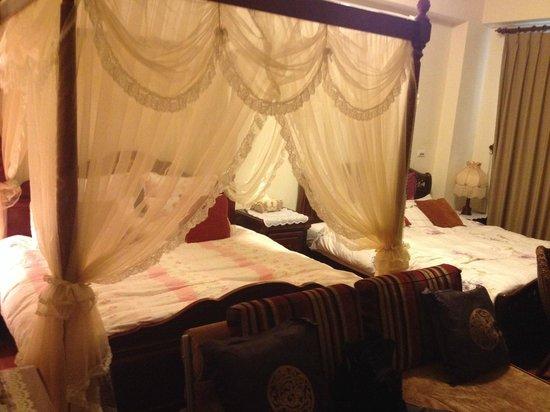 Shuiyue Guest House: Bedroom