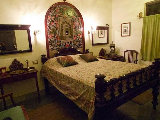 Hotel Ganges View : My Room