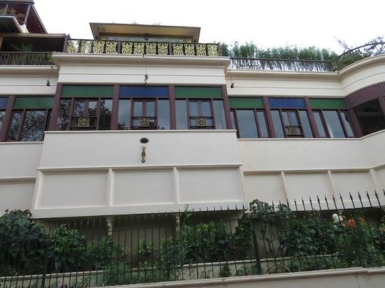 Hotel Ganges View: Hotel Exterior