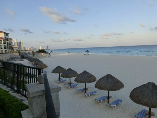 Grand Park Royal Cancun Caribe: View from our room