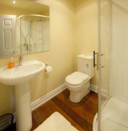 Deluxe Studio Suite view of bathroom - Seaport Village