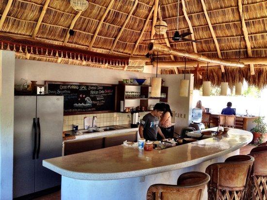 Hotelito Los Suenos: Restaurant