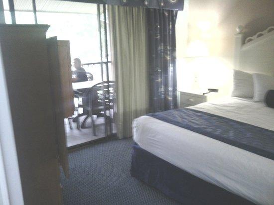 Bryan's Spanish Cove: my room