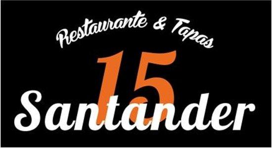 Restaurante Santander15 : Logo Santander15