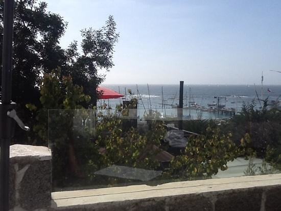 Winery Boutique Hotel: vista de la habitacion