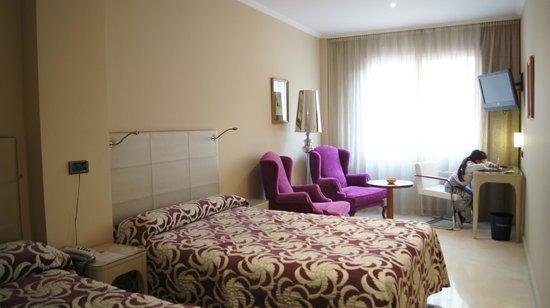 """Hotel Sancho: """"Habitación"""""""