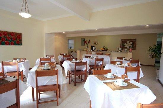 Hotel Carioca : Salão de café da manhã