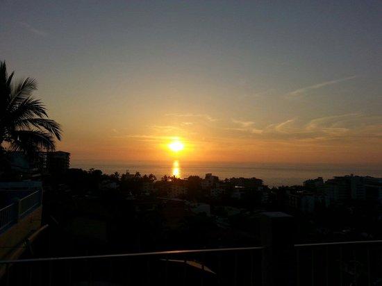 Vista Grill: Sunset 3/27/2014