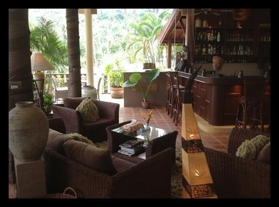 Baan Sijan Resort: Sijan bar