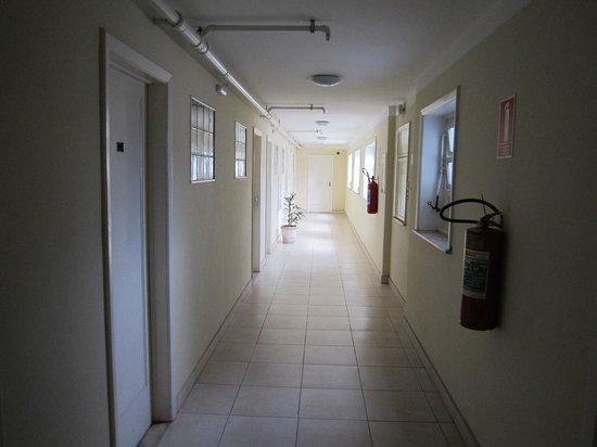 Hotel Carioca : Corredor do 4° andar