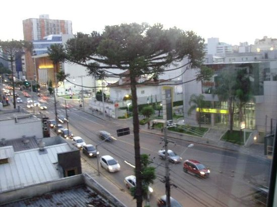 Ibis Styles Curitiba Batel : vista