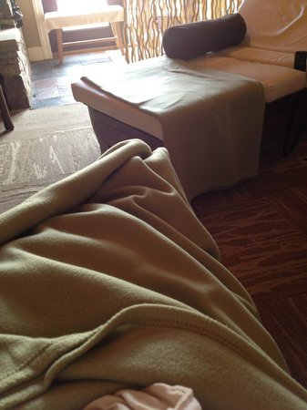 Brasstown Valley Resort & Spa: Relaxing!