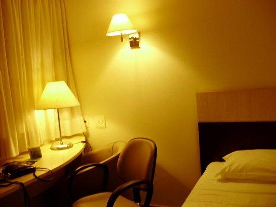 Ibis Styles Curitiba Batel : habitación