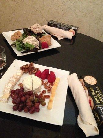 Brasstown Valley Resort & Spa : Food