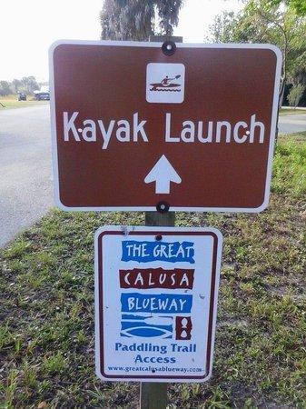 Manatee Park: It's part of the Calusa Blueway
