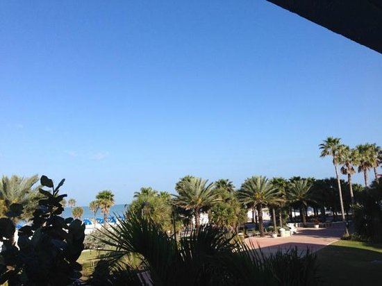 Beachview Hotel: view