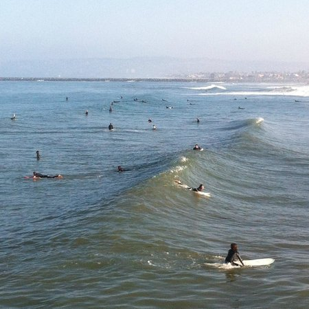 Ocean Beach: just another Saturday morning