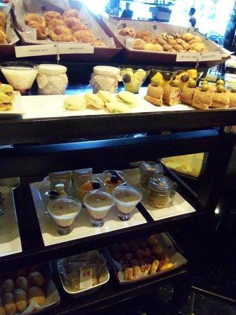 Hilton Lima Miraflores: Desayuno