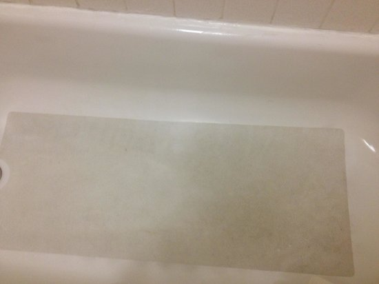 Days Inn Blytheville: Icky shower